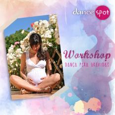 Workshop Dança Grávidas Dancespot