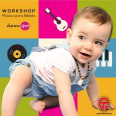 Workshop Música Bebés Dance Spot