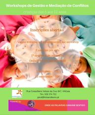 Workshop Os Conflitos Infância