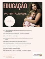 Workshops Educação Parentalidade