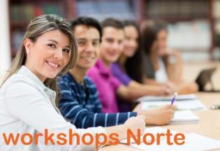 Workshops Formacão professores educadores  - Norte