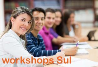 Workshops Formacão professores educadores  - Sul