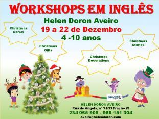 Workshops Natal Inglês