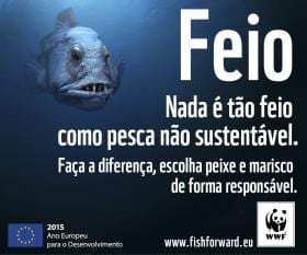 WWF nova campanha publicitária FEIO