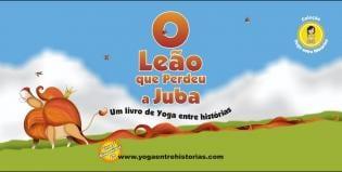 Yoga entre histórias Leão que perdeu juba