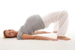 Yoga gravidez