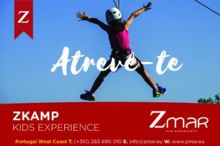 Zkamp Campo Férias Zmar