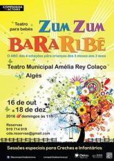 ZUM ZUM BARARIBÚ Teatro Bebés