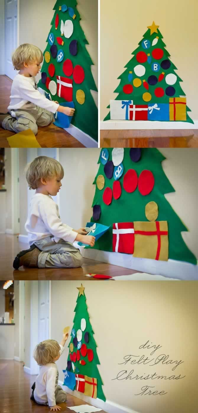 árvore de natal removivél