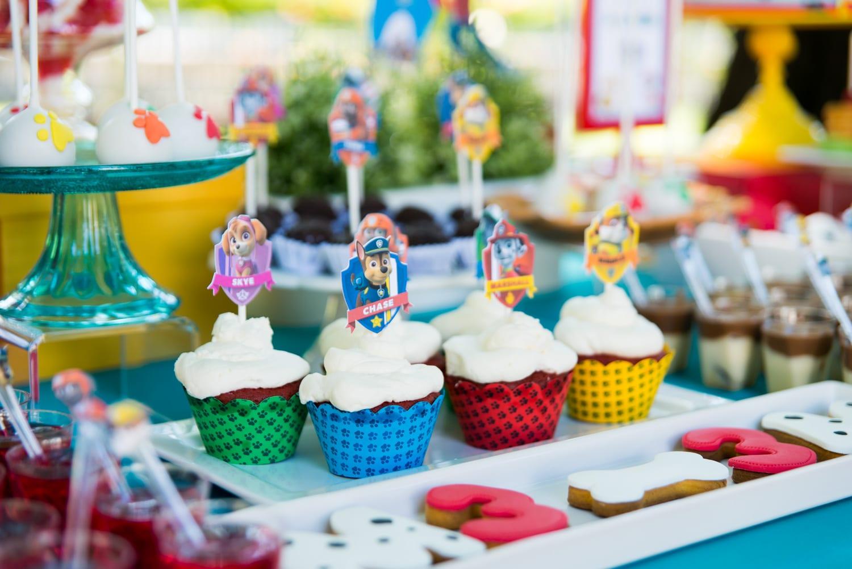 As festas de aniversário das bloggers 5