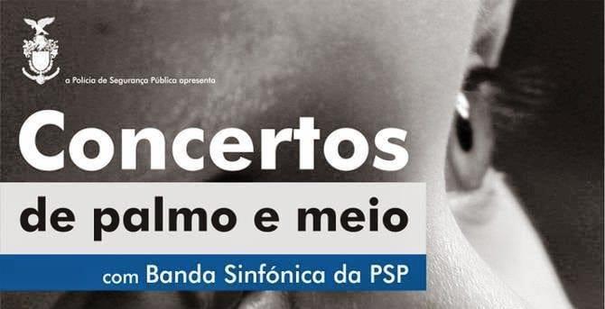 Concertos Palmo e Meio - PSP