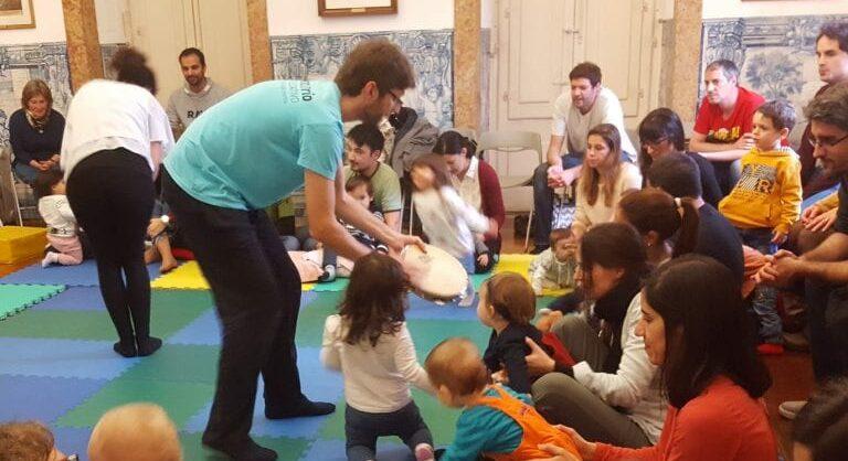 Música para Bebés no Museu de Lisboa   Fevereiro a Maio