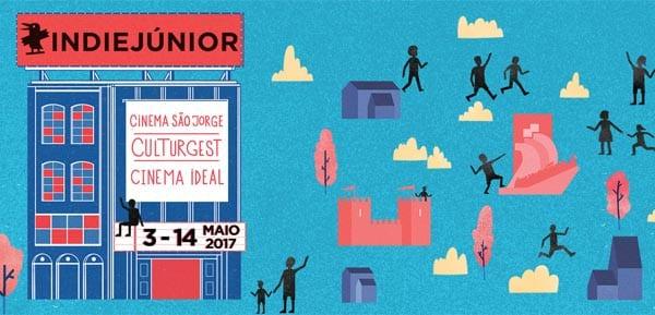Cartaz Indie Junior 2017