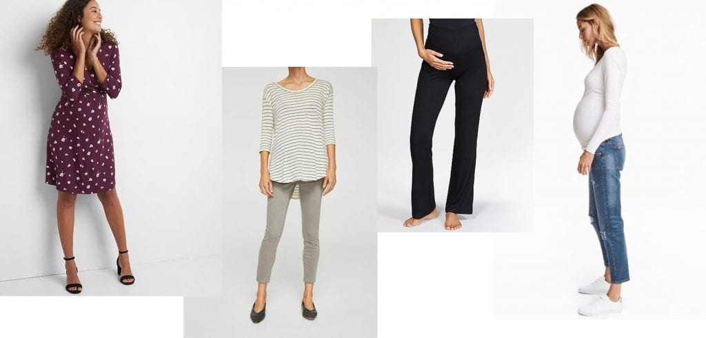 moda roupa grávida conforto