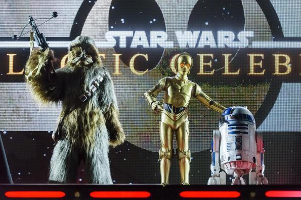 Star Wars Disneyland Paris - A Temporada da Força da Guerra das Estrelas chega à Disneyland® Paris