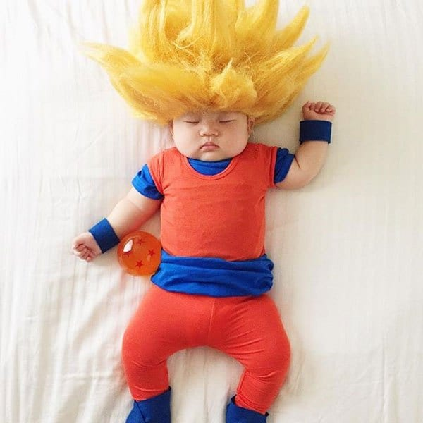 dragon ball z baby