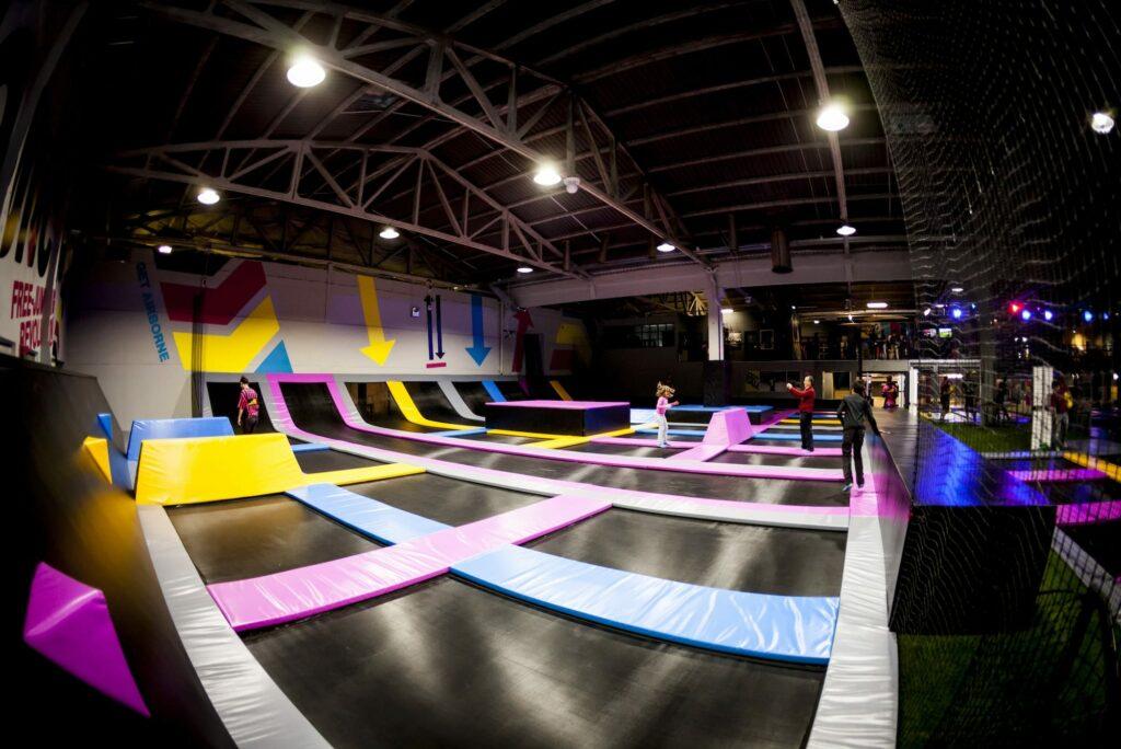 free jumping bounce lisboa