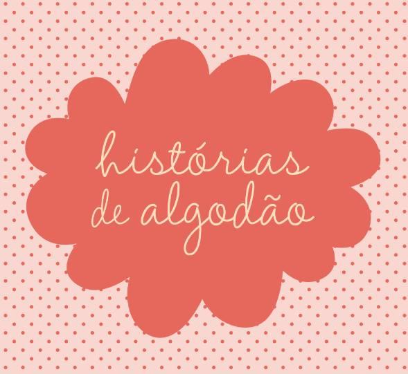 logotipo Histórias de Algodão