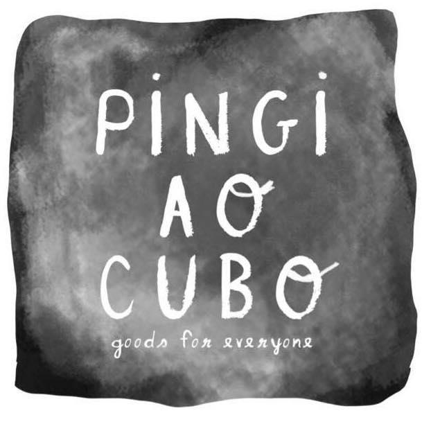 logotipo Pingi ao Cubo