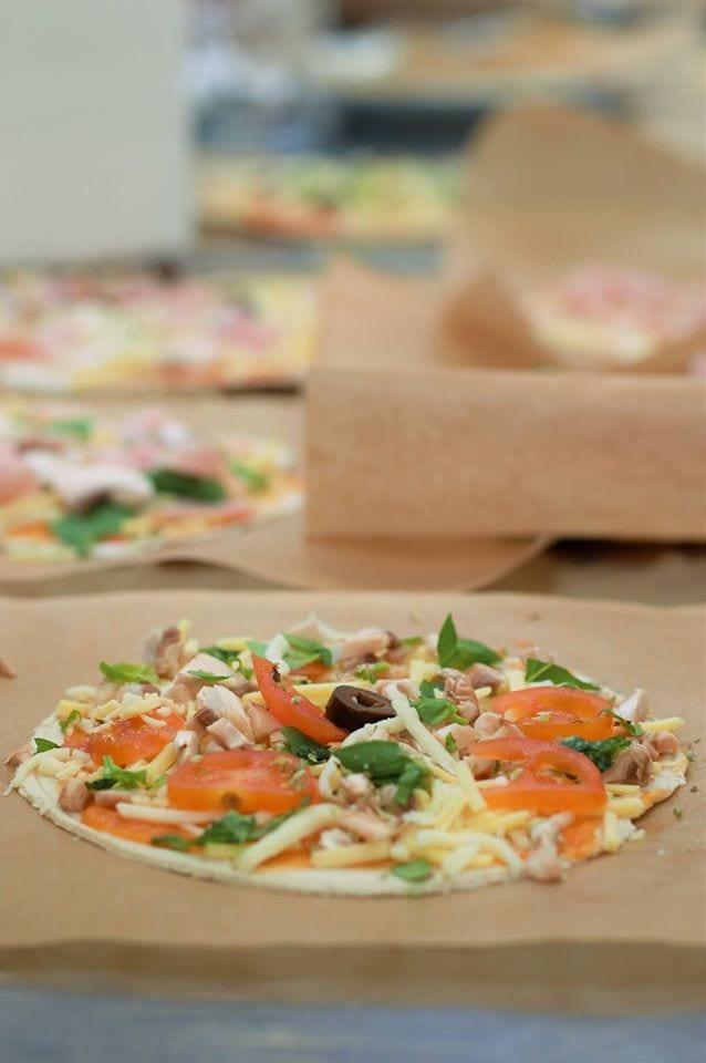Masterkids Cozinha Italiana – A Pizza
