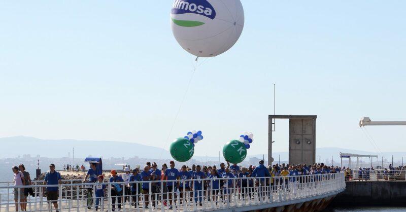 Meia Maratona EDP – Passeio MIMOSA Avós e Netos e Mini Campeões EDP