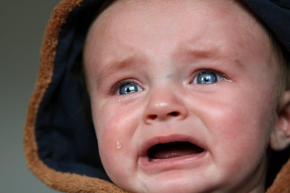 A raiva nas crianças: vai passar!