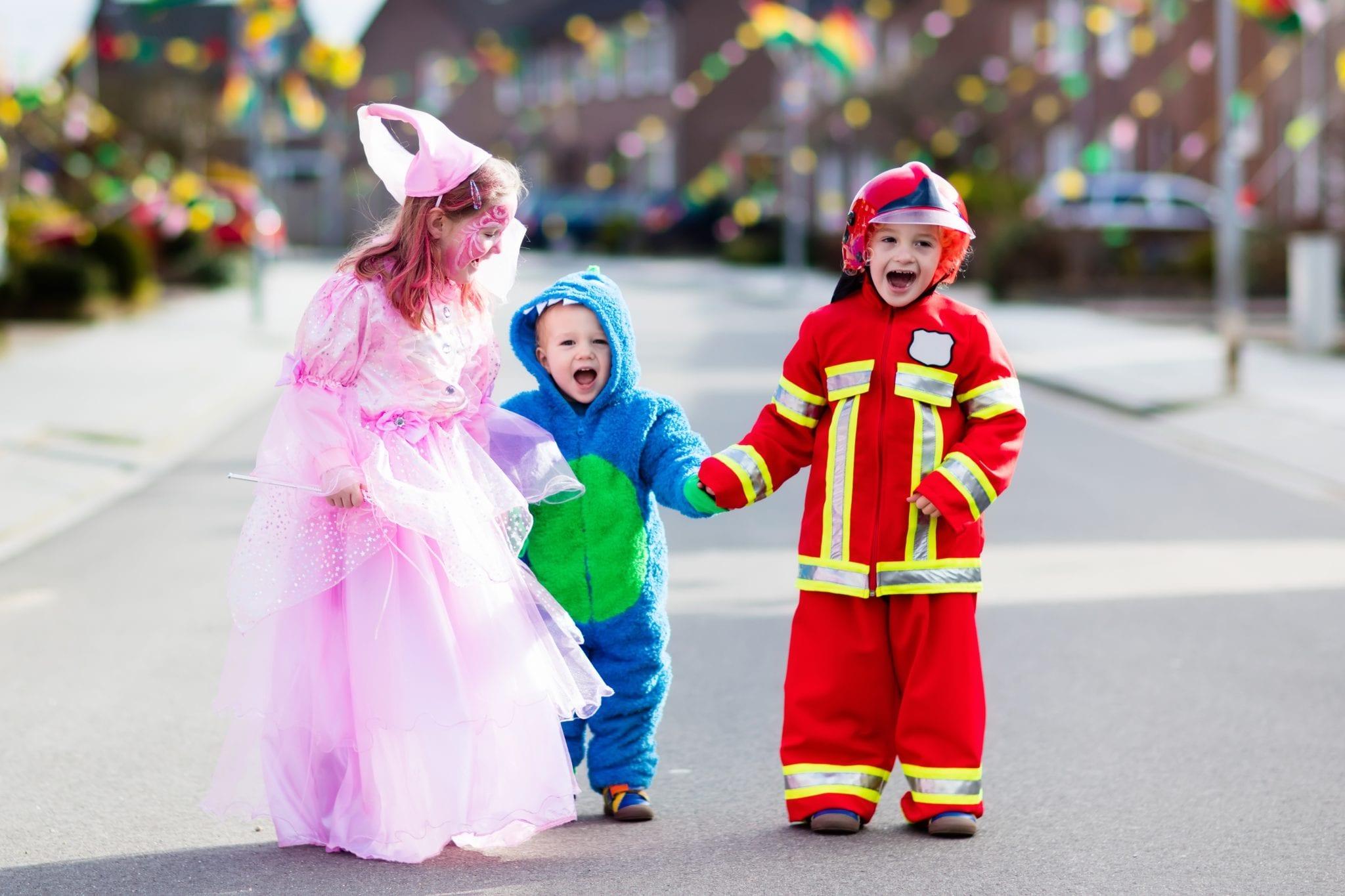 ideias para fatos de carnaval