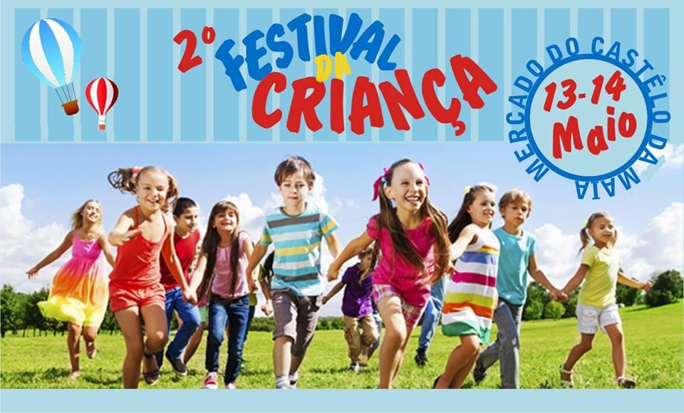 2º Festival da Criança do Castelo da Maia