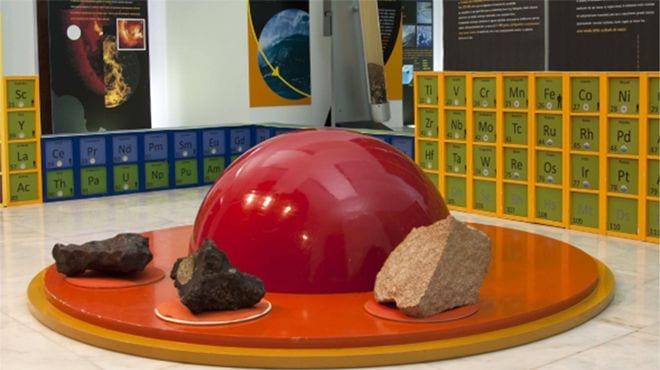 Centro Ciência Viva de Estremoz - Terra