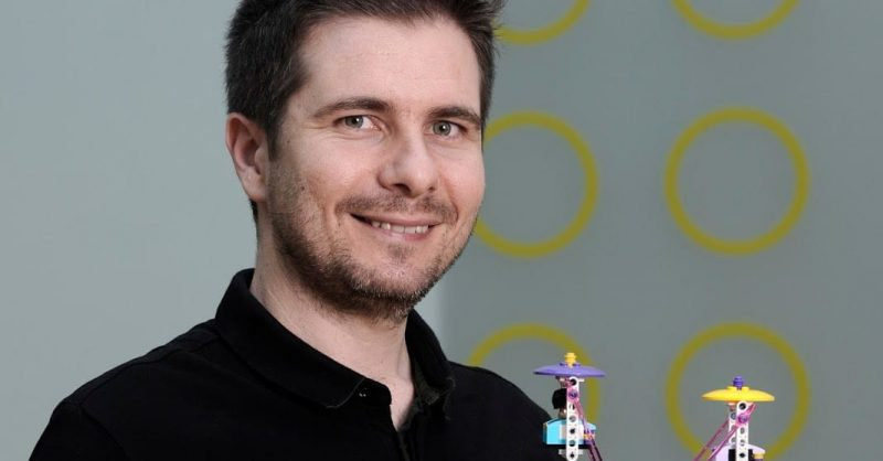 Ricardo Silva, designer português LEGO®