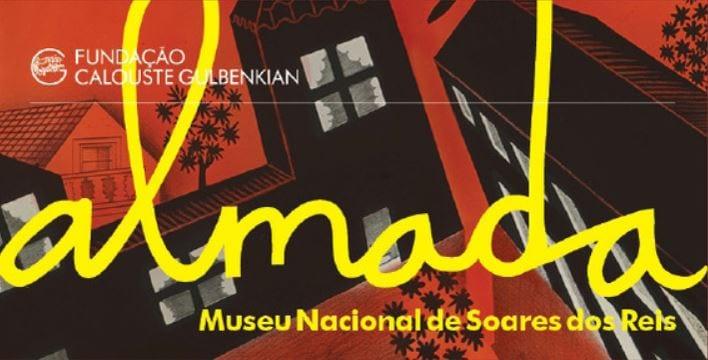 Exposição Almada Negreiros - Museu Soares dos Reis