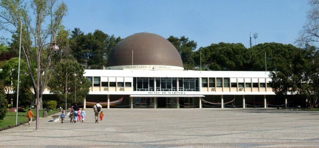 Planetário Calouste Gulbenkian - Museu da Marinha
