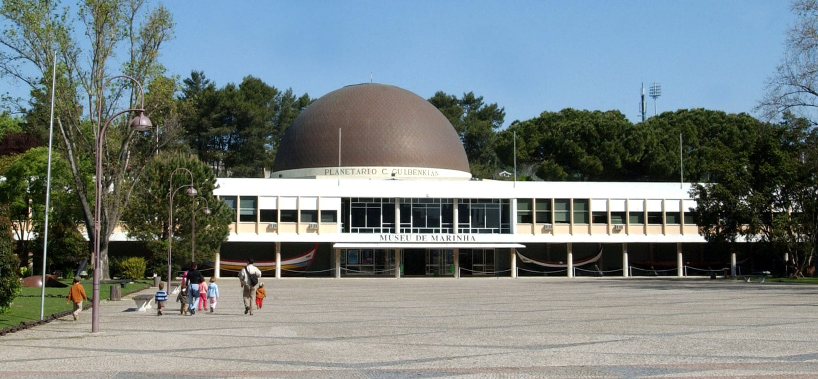 Sítios a visitar com crianças e toda a família: Planetário Calouste Gulbenkian - Museu da Marinha