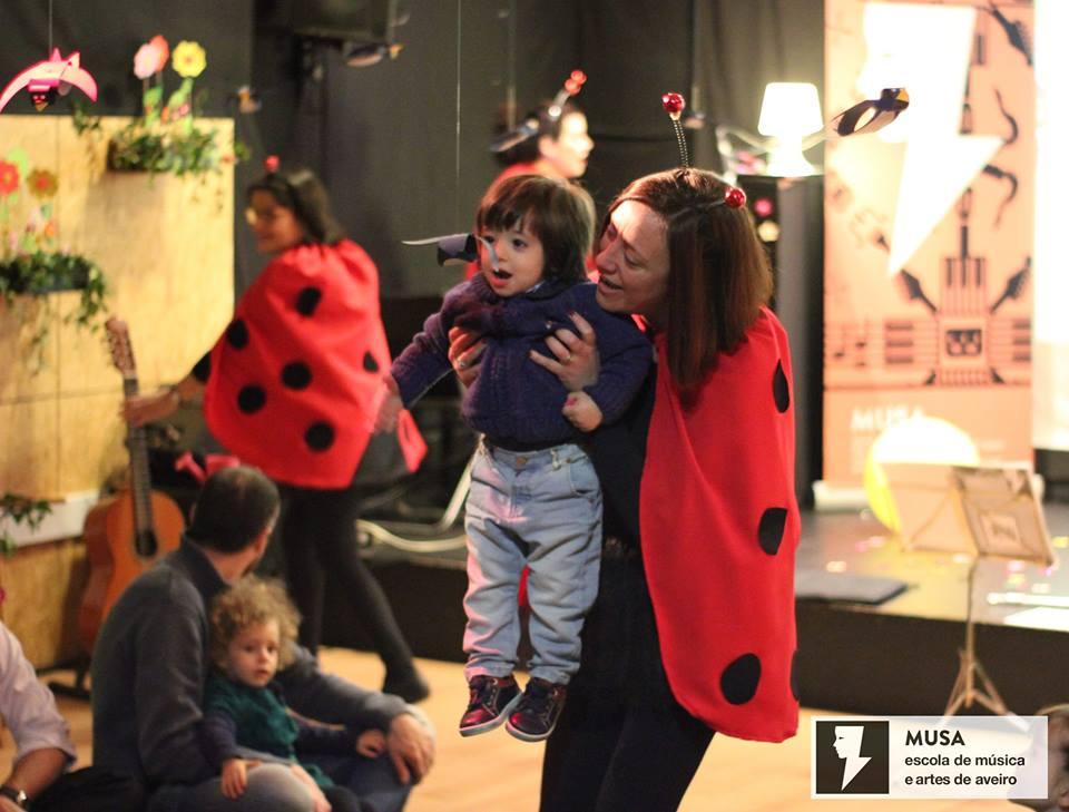 Bebé MUSA - Sessões de Música para bebés e crianças