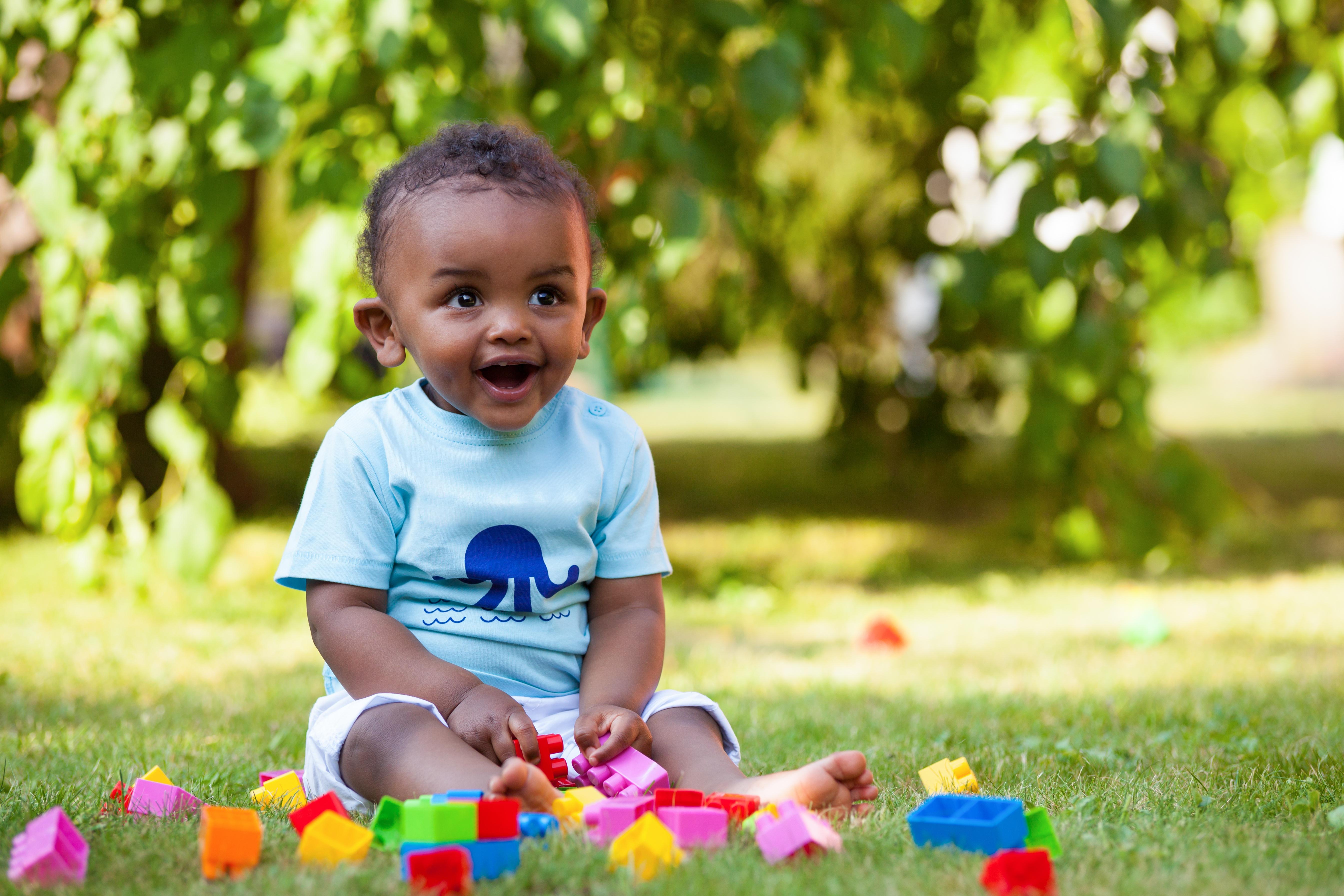 Os melhores brinquedos para bebés