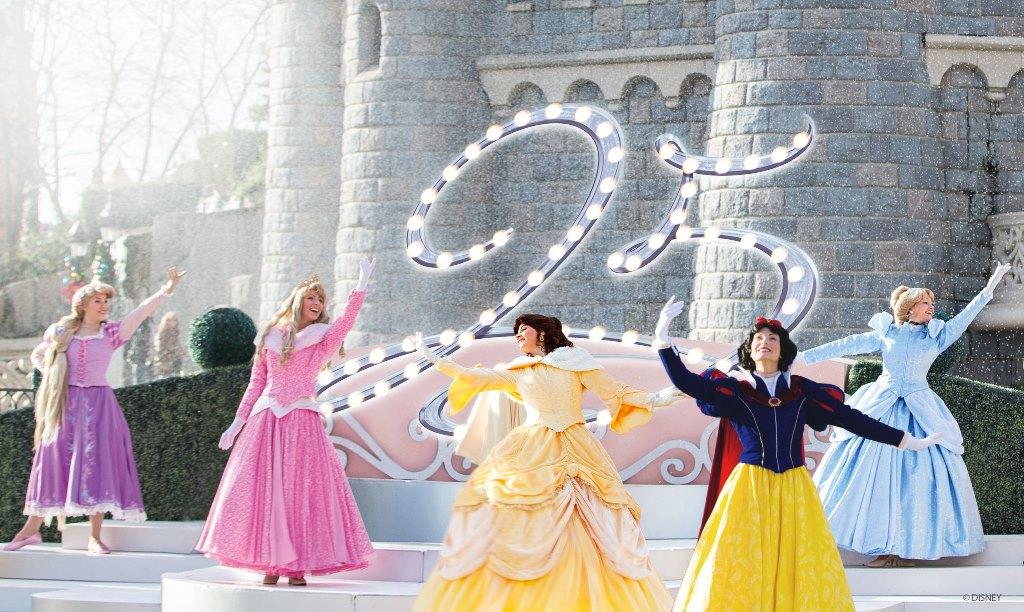 25 anos da Disneyland Paris - A Disneyland Paris em festa