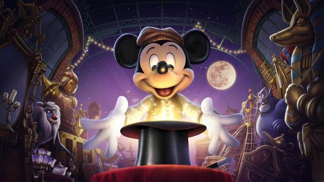 Novo espetáculo do Mickey na Disneyland Paris