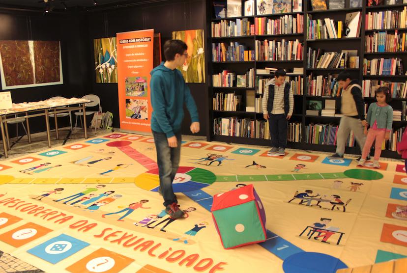 Jogos pedagógicos para a cidadania e vida em sociedade
