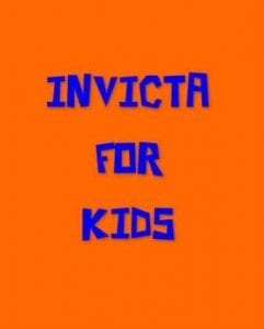 Invicta For Kids