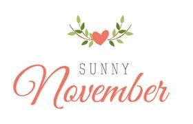 Blog Sunny November