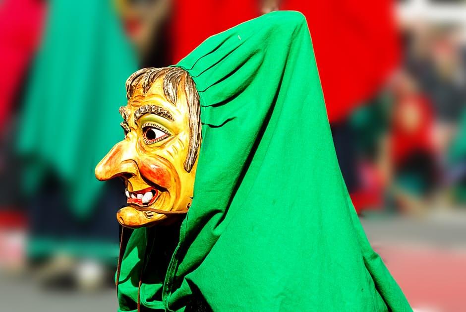 As melhores máscaras de carnaval vão estar no Central Park