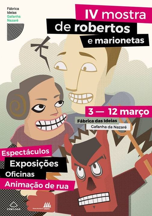 Mostra de Robertos e Marionetas