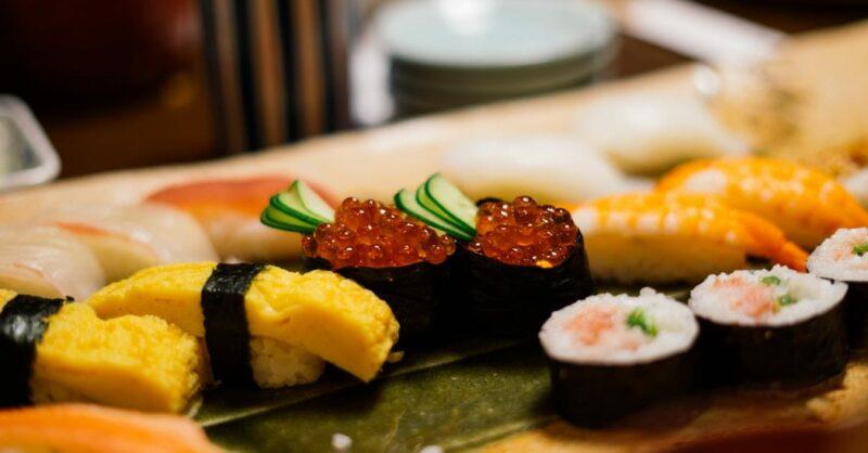 Sushi na gravidez: sim ou não?