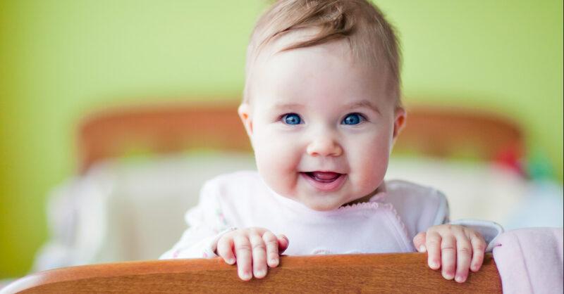 Crescer a toda a velocidade: o desenvolvimento no 1º ano de vida