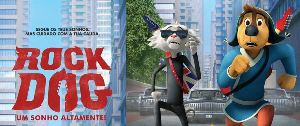 Filme Rock Dog: Um Sonho Altamente
