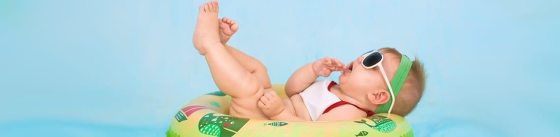 Atividades para bebés no fim de semana de 21 e 22 de Julho!