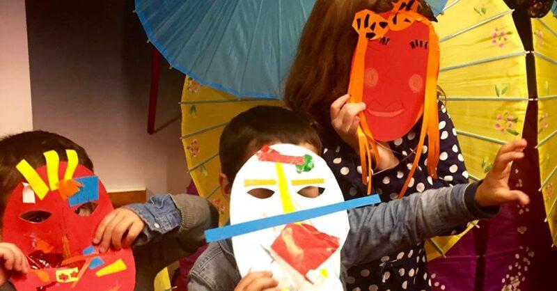 Atividades Festas Aniversário Museu do Oriente - Oferta