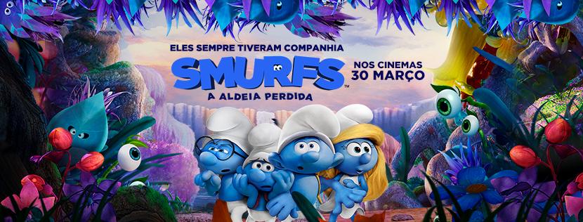 Os Smurfs e a Aldeia Perdida