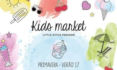Kids Market no Pestana Palace Ajuda