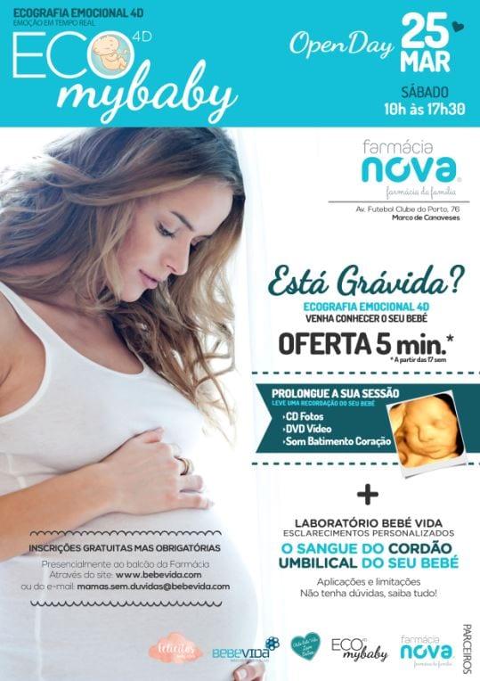 Bebé Vida apoia Open Day em Marco de Canaveses